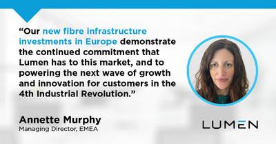 Annette Murphy, Managing Director, EMEA, Lumen