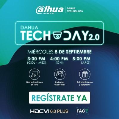 Dahua Tech-Day 2
