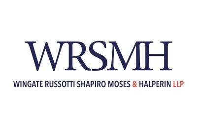 Wingate, Russotti, Shapiro, Moses & Halperin, LLP new logo.